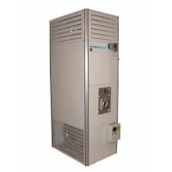 Вертикален газов генератор за горещ въздух - 127 kW