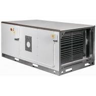 Хоризонтален газов генератор за горещ въздух - 1160 kW