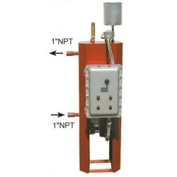 Coprim, подгревател за компресиран метан - електрически 8kW
