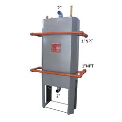 Coprim, подгревател за компресиран метан - воден 8kW