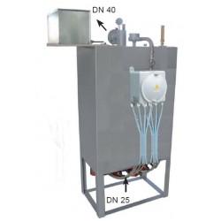 Coprim, изпарител за пропан-бутан - електрически 80kW