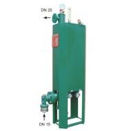 Coprim, изпарител за пропан-бутан - воден 200 kg/h