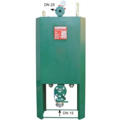 Coprim, изпарител за пропан-бутан - воден 300 kg/h