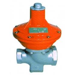 "ALFA 20 MP - Регулатор за газ 1"" x 1"" 1/2. Диапазон 95 - 450 mbar."