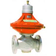 ALFA 50 MP - Регулатор за газ DN 50. Диапазон 110 - 320 mbar.