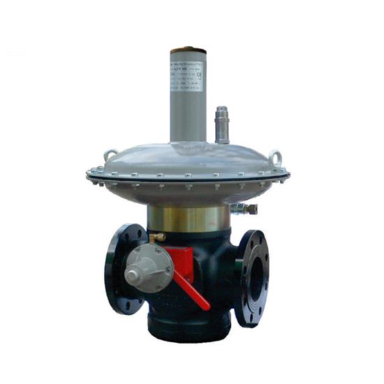 ALFA 100 AP - Регулатор за газ DN 100. Диапазон 0.8 - 4.0 bar.