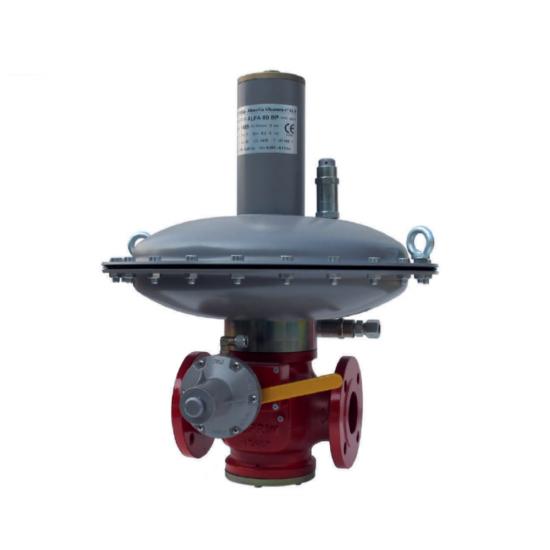 ALFA 60 AP - Регулатор за газ DN 50. Диапазон 0.8 - 4.0 bar.