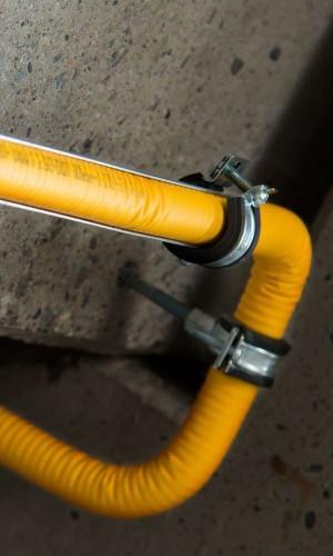 Гъвкави тръби за газ