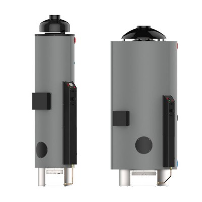 Газови бойлери с отворена камера и естествена тяга