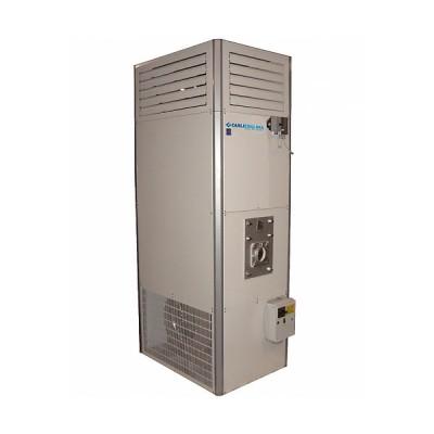 Газови топловъздушни апарати (стационарни)