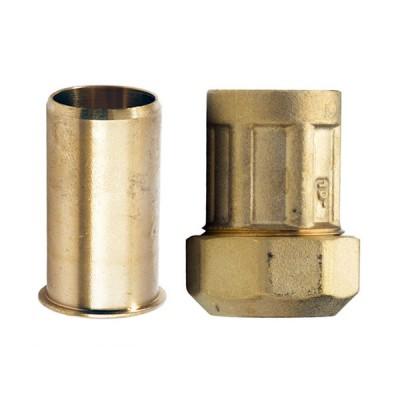 Прeходи полиетилен-стомана (ракори)