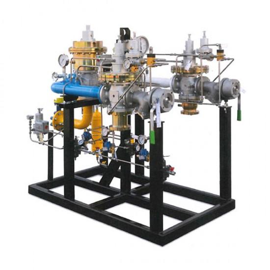 Смесител за SNG (LPG/Сгъстен въздух) с контролно табло