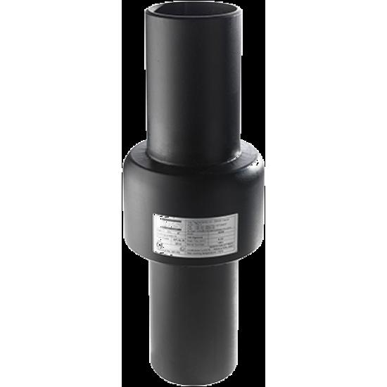 ф48.3 - Диелектрична (електроизолираща) връзка за газ на заварка - 100 bar