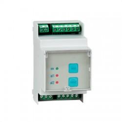 MBX2 - Двуканална газ-централа за вграждане в табло