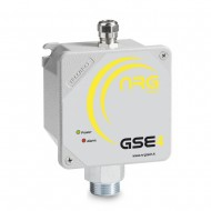 Адресируем сензор за метан IP65