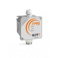 Индустриална газцентрала с вграден сензор за метан, IP65