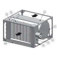 Газова секция с възможност за конедзен режим - 603 kW