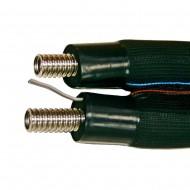 Комплект от неръждаеми гъвкави тръби за солар DN12 - 2 бр x 50 м.