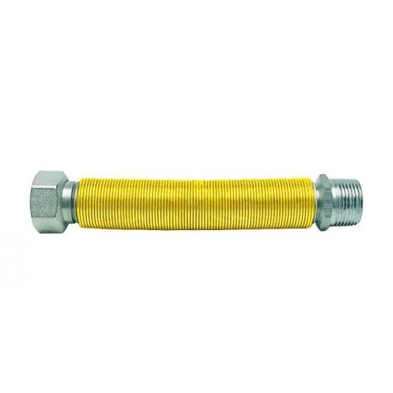 """Гъвкава връзка за газ - 3/4"""" L=300-570mm"""
