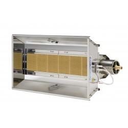 Газов инфрачервен керамичен излъчвател ECO M 7/4 - 8.3 kW - ръчно запалване