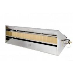 Газов инфрачервен керамичен излъчвател High.Eff. 18/10 - 19.4 kW