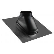Плоча черна за покрив 450 x 450 mm, наклон 25° - 50°, ф 60/100 mm