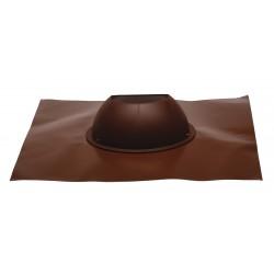 Плоча кафява за покрив 500 x 500 mm, наклон 5° - 30°, ф 60/100 mm