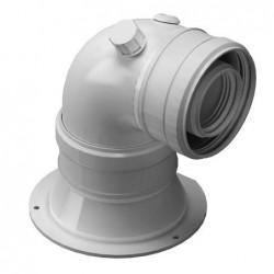Коляно адаптор 60/100 mm - Bosch