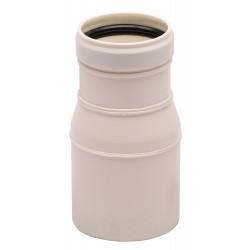 Преход редуктивен за комин 60-80 mm Ж/М