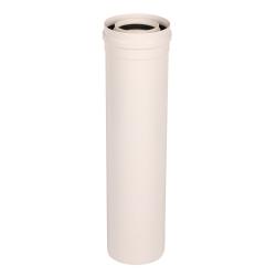 Удължение за коаксиален комин 80/125 mm,  L=500 mm