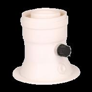 Вертикален прав адаптор 60/100 mm - Bosch
