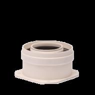 Вертикален прав адаптор 60/100 mm - Immergas