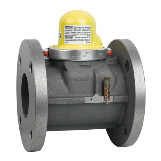 Антисеизмичен клапан за газ - DN 65