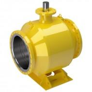 Стоманен сферичен кран за газ на фланци - DN200