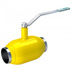 "Сферичен кран за газ на заварка - 1"" 1/4"