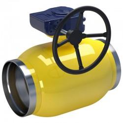 "Сферичен кран за газ на заварка - 6"""