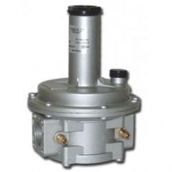 """Стабилизатор за газ с вграден филтър 1/2"""". Диапазон 9 - 600 mbar."""