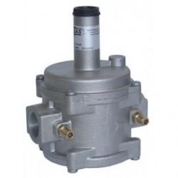 """Стабилизатор за газ с вграден филтър 1/2"""". Диапазон 16 - 60 mbar."""