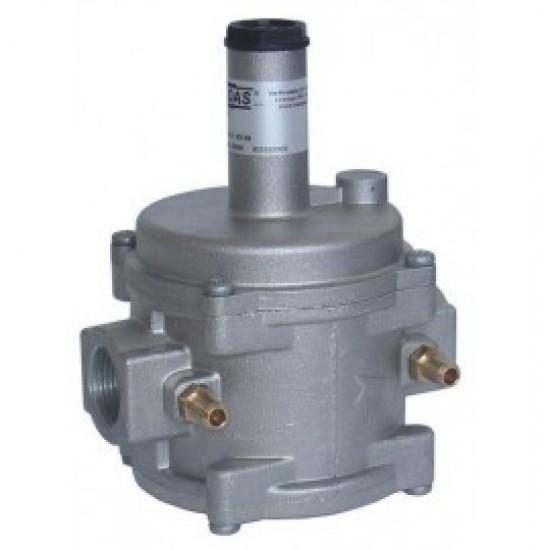 """Стабилизатор за газ с вграден филтър 1"""". Диапазон 16 - 60 mbar."""