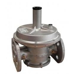 Стабилизатор за газ с вграден филтър DN25. Диапазон 10 - 600 mbar.
