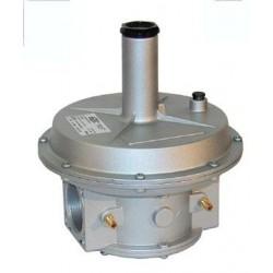 """Стабилизатор за газ с вграден филтър 1"""" 1/2. Диапазон 8 - 190 mbar."""