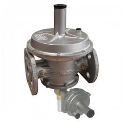 Стабилизатор с вграден филтър и отсекател по макс. налягане (OPSO) - DN25. Диапазон 9 - 320 mbar